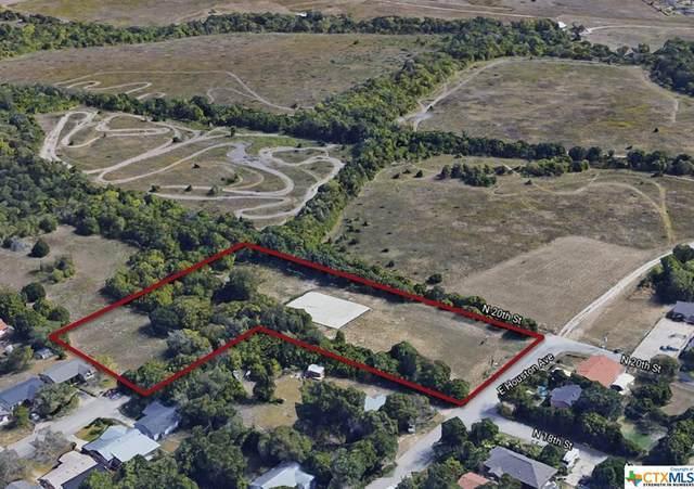 900 E Houston Avenue, Temple, TX 76501 (MLS #451345) :: Vista Real Estate