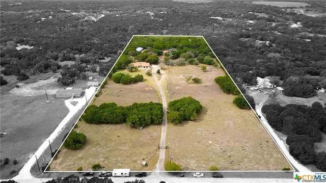 516 County Road 4360, Lampasas, TX 76550 (MLS #451352) :: Rutherford Realty Group