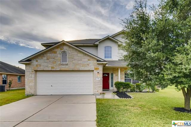 211 Gainer Drive, Hutto, TX 78634 (MLS #451370) :: The Real Estate Home Team