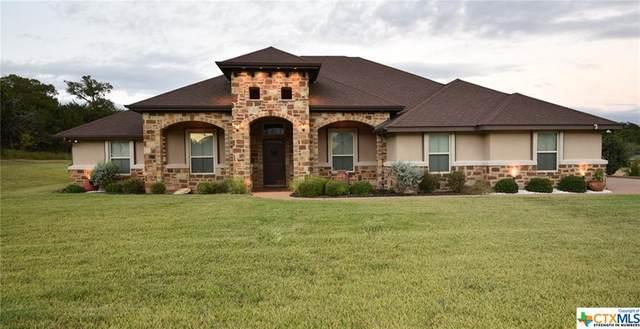 1335 Hickory Drive, Killeen, TX 76549 (MLS #451423) :: Kopecky Group at RE/MAX Land & Homes