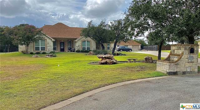 3010 Sun Temple Circle, Copperas Cove, TX 76522 (MLS #451435) :: The Zaplac Group