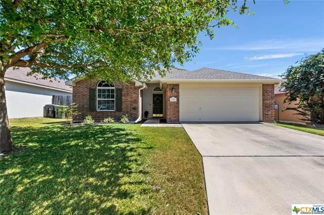 1715 Wood Creek Drive, Temple, TX 76502 (MLS #451446) :: Vista Real Estate