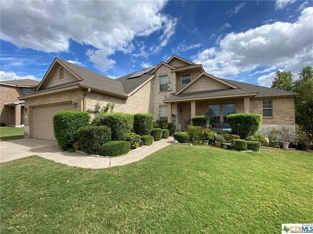 5910 Flag Stone Drive, Killeen, TX 76542 (MLS #451455) :: Texas Real Estate Advisors