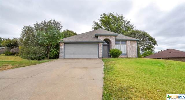 401 Moccasin Drive, Harker Heights, TX 76548 (MLS #451461) :: RE/MAX Family