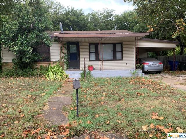 306 Allen Street, Copperas Cove, TX 76522 (MLS #451475) :: The Zaplac Group