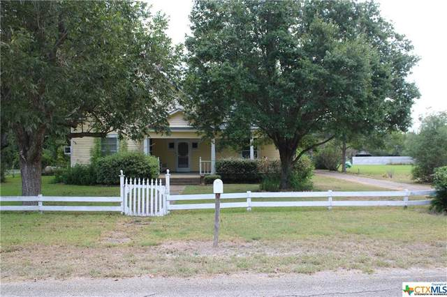 143 Old Austwell Road Road, Tivoli, TX 77990 (MLS #451483) :: The Real Estate Home Team