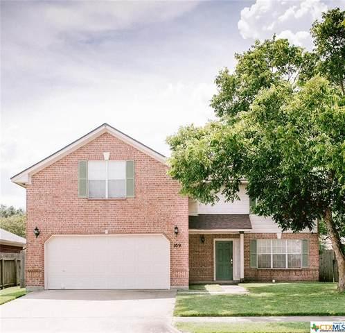 109 Portsmouth Circle, Victoria, TX 77904 (MLS #451484) :: RE/MAX Land & Homes