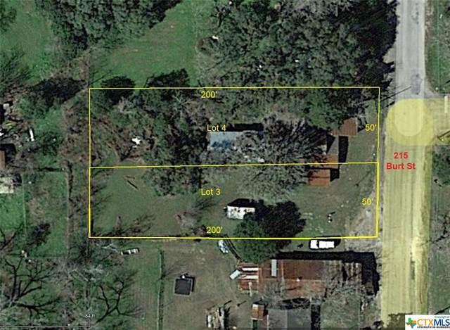 215 Burt Street, Yoakum, TX 77995 (MLS #451492) :: Kopecky Group at RE/MAX Land & Homes