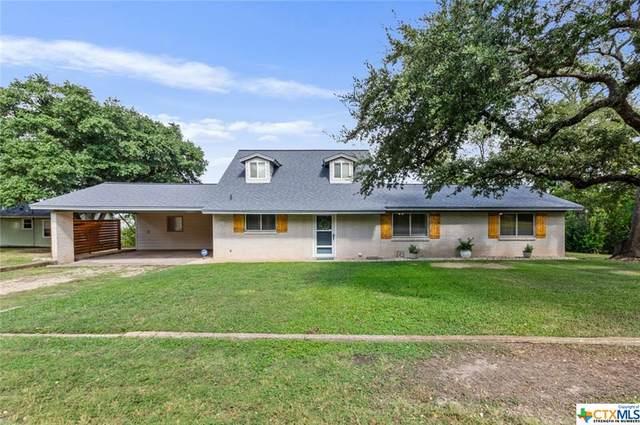 6820 Cedar Cove Road, Belton, TX 76513 (MLS #451525) :: Brautigan Realty
