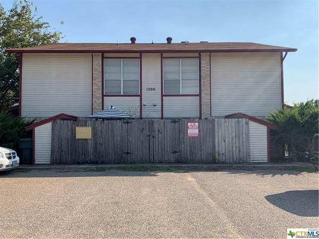 1206 Covey Lane, Killeen, TX 76542 (MLS #451529) :: The Myles Group