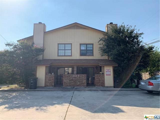 3607 Hereford Lane, Killeen, TX 76542 (MLS #451533) :: The Real Estate Home Team