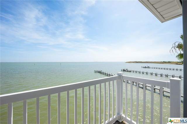 201 S Harbor Drive #12, Port Mansfield, TX 78598 (MLS #451550) :: RE/MAX Family