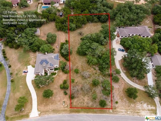 125 Falling Hills, New Braunfels, TX 78132 (MLS #451581) :: Texas Real Estate Advisors