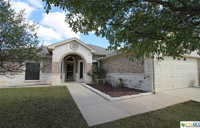 1100 Copper Creek, Killeen, TX 76549 (MLS #451643) :: The Curtis Team