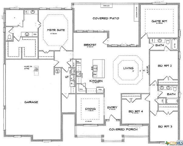 4097 Turning Leaf Drive, Nolanville, TX 76559 (MLS #451644) :: Vista Real Estate