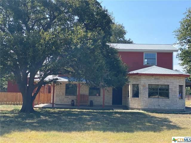 417 County Road 323A, Liberty Hill, TX 78642 (MLS #451652) :: Texas Real Estate Advisors