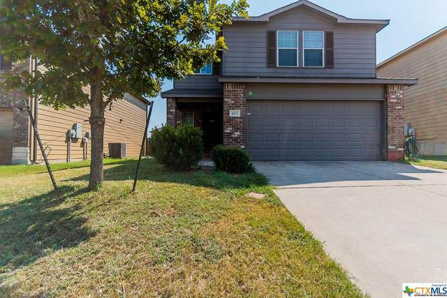 102 W Orion Drive, Killeen, TX 76542 (MLS #451660) :: The Real Estate Home Team