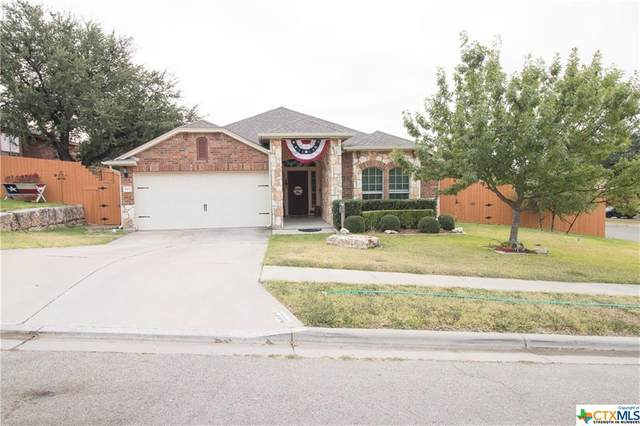 5300 Holly Oak Lane, Killeen, TX 76542 (MLS #451697) :: The Curtis Team