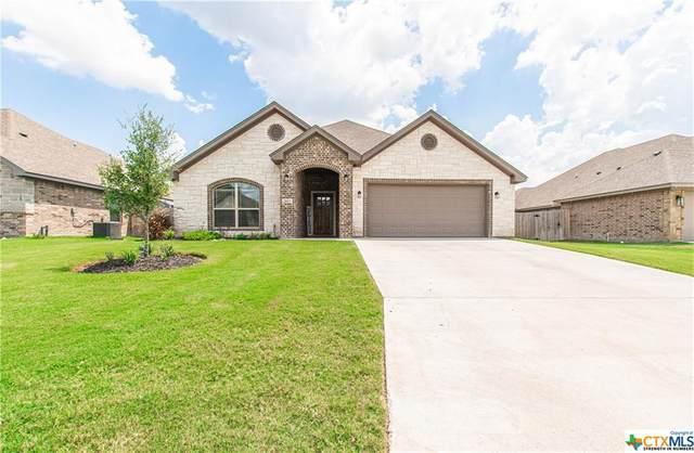 2603 Emerald Dove Drive, Temple, TX 76502 (MLS #451702) :: Vista Real Estate