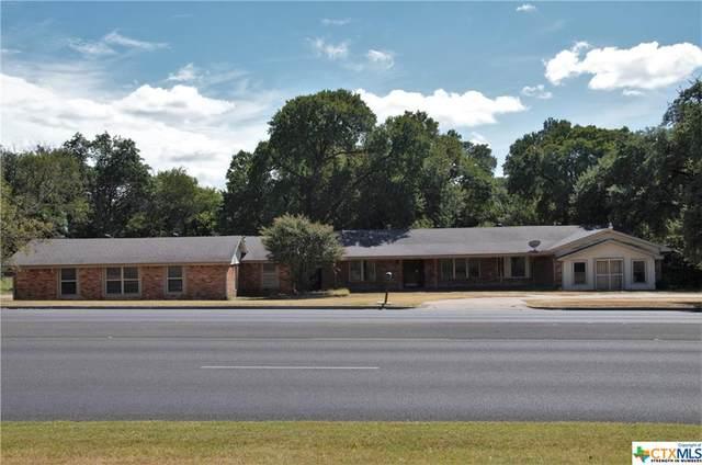 3409 W Adams Avenue, Temple, TX 76504 (MLS #451729) :: Vista Real Estate