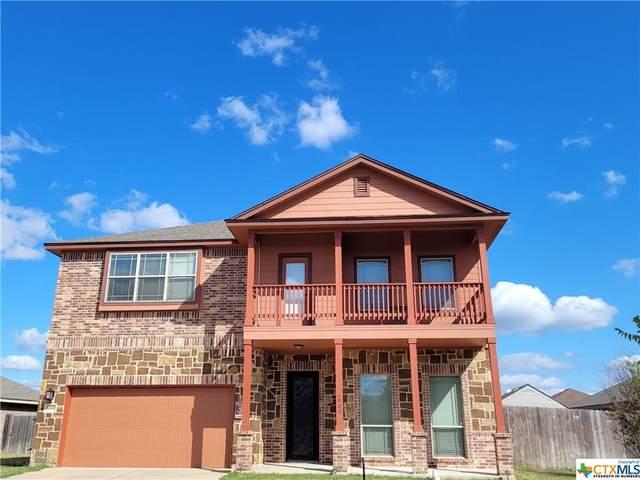 6900 Deorsam Loop, Killeen, TX 76542 (MLS #451752) :: Texas Real Estate Advisors