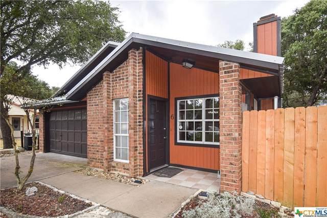 6 Rawhide Circle, Belton, TX 76513 (MLS #451774) :: The Zaplac Group