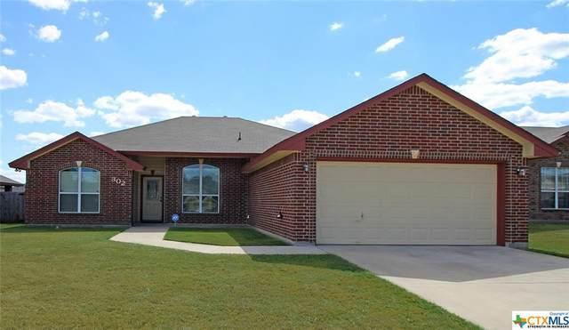 302 W Little Dipper Drive, Killeen, TX 76542 (MLS #451786) :: The Real Estate Home Team