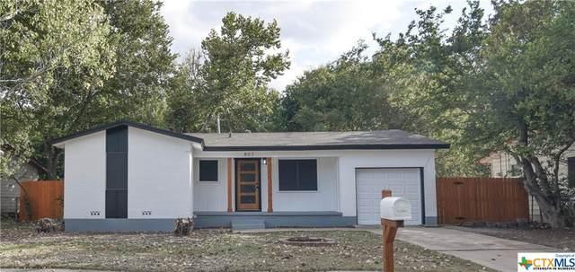 807 Sandy Court, Copperas Cove, TX 76522 (MLS #451807) :: Texas Real Estate Advisors
