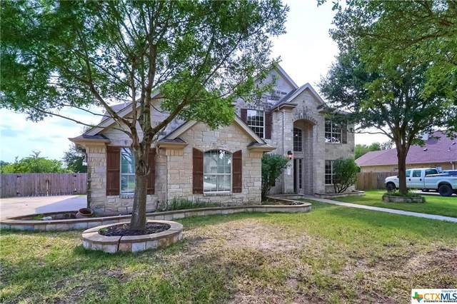 1105 Enclave Way, Hutto, TX 78634 (MLS #451816) :: Rutherford Realty Group