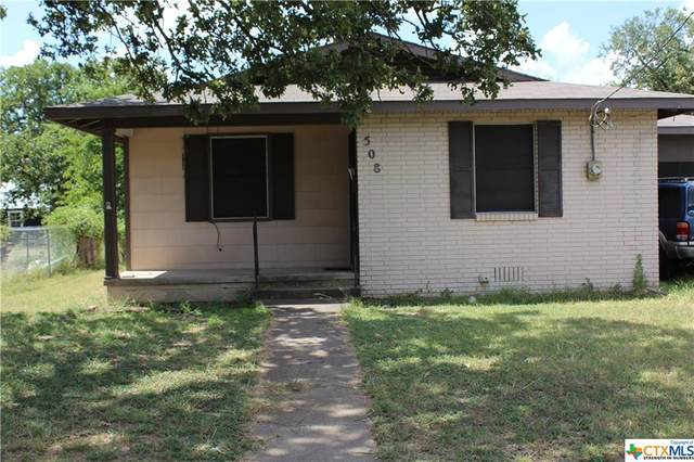 508 S 14th Street, Gatesville, TX 76528 (MLS #451887) :: The Real Estate Home Team