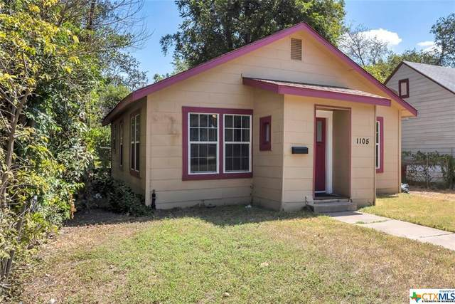 1105 S 5th Street, Temple, TX 76504 (MLS #451916) :: Kopecky Group at RE/MAX Land & Homes