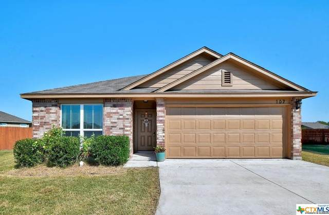 107 Hawk Circle, Luling, TX 78648 (MLS #451917) :: Rebecca Williams