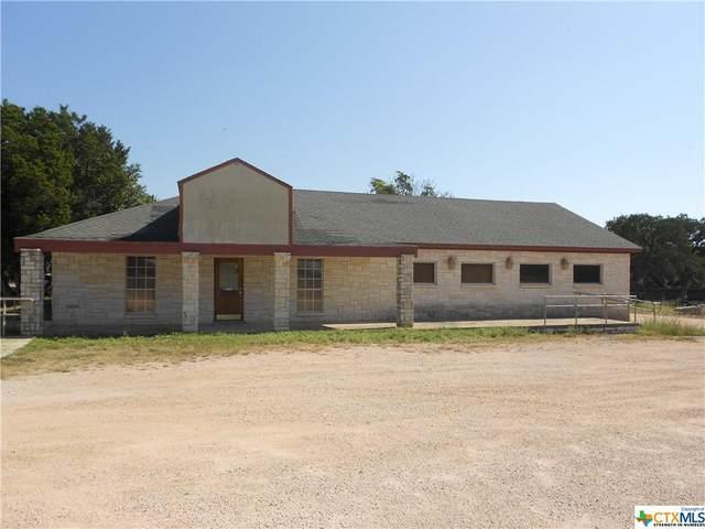 8190 E Highway 190, Lampasas, TX 76550 (#451918) :: Empyral Group Realtors