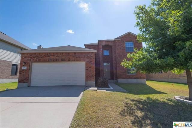 6312 Bridgewood Drive, Killeen, TX 76549 (MLS #451923) :: The Real Estate Home Team