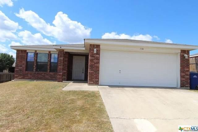 1110 Katelyn Circle, Copperas Cove, TX 76522 (MLS #451929) :: Texas Real Estate Advisors