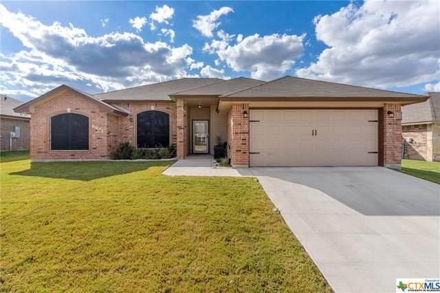 6903 Catherine Drive, Killeen, TX 76542 (MLS #451935) :: RE/MAX Family