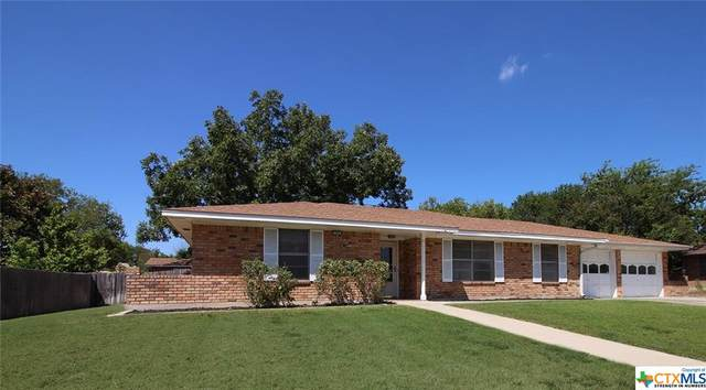 204 Cottonwood Drive, Harker Heights, TX 76548 (MLS #451946) :: Neal & Neal Team