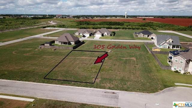105 Golden Way, Port Lavaca, TX 77979 (MLS #451949) :: The Zaplac Group