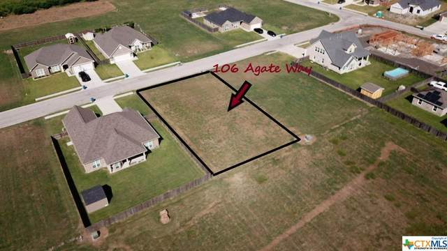 106 Agate Way, Port Lavaca, TX 77979 (MLS #451952) :: The Zaplac Group