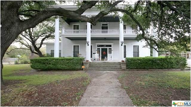 602 S Broad Street, Lampasas, TX 76550 (MLS #451964) :: The Real Estate Home Team