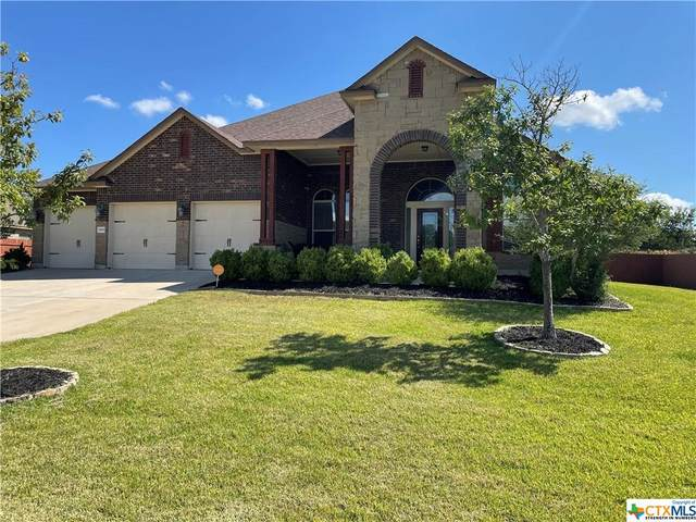 3709 Mesquite Branch Drive, Harker Heights, TX 76548 (MLS #451979) :: Texas Real Estate Advisors