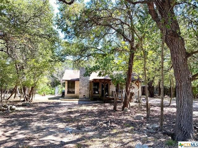 48 Willow Run Drive, Morgans Point Resort, TX 76513 (#451981) :: Sunburst Realty