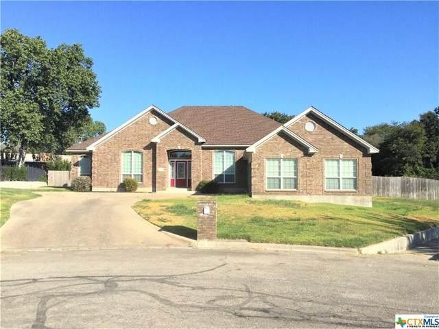 602 Lantana Street, Harker Heights, TX 76548 (MLS #451991) :: Neal & Neal Team