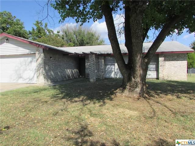 1702 Goode Drive, Killeen, TX 76543 (MLS #451993) :: Neal & Neal Team