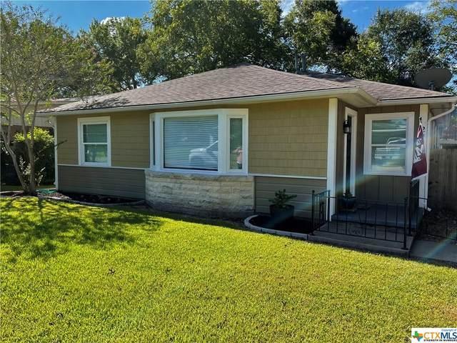 202 Page Street, Hallettsville, TX 77964 (MLS #452010) :: RE/MAX Land & Homes