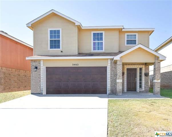 3402 Regency Court, Killeen, TX 76549 (MLS #452027) :: Kopecky Group at RE/MAX Land & Homes