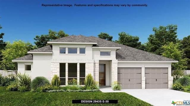 3129 Creek Ridge Street, Seguin, TX 78155 (MLS #452032) :: Rutherford Realty Group