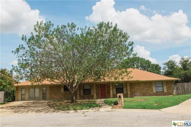 110 Moody Circle, Harker Heights, TX 76548 (MLS #452069) :: Texas Real Estate Advisors