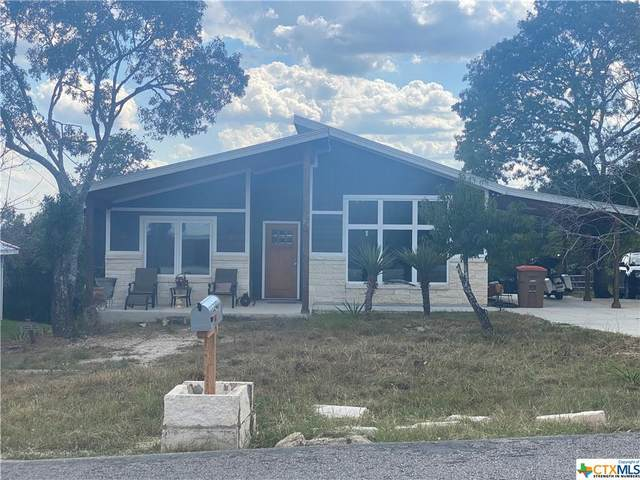 1240 Canyon Shores, Canyon Lake, TX 78133 (MLS #452078) :: The Real Estate Home Team