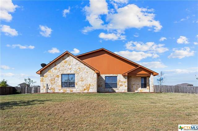 137 Oak Stone Drive, Jarrell, TX 76537 (MLS #452082) :: Rutherford Realty Group